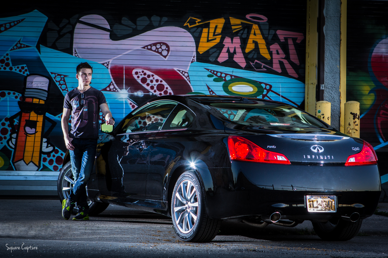 Automotive Photographer NYC for Hire